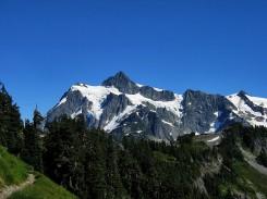 Artist Point trail Mt. Baker