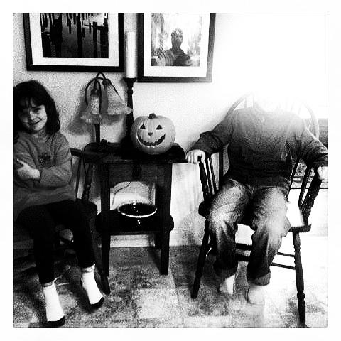Halloween cousins