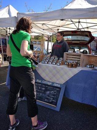 Edmonds Spring Market Jam Vendor