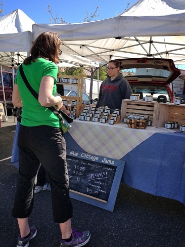 Edmonds Spring Market Jam Vendor