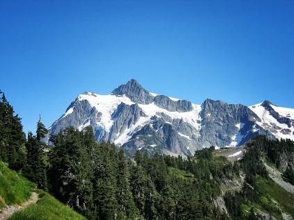 Mt. Baker Artist's Point Trail 2