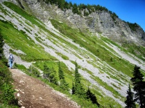 Mt. Baker Artist's Point Trail