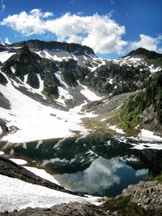 Mt. Baker Heather Meadows
