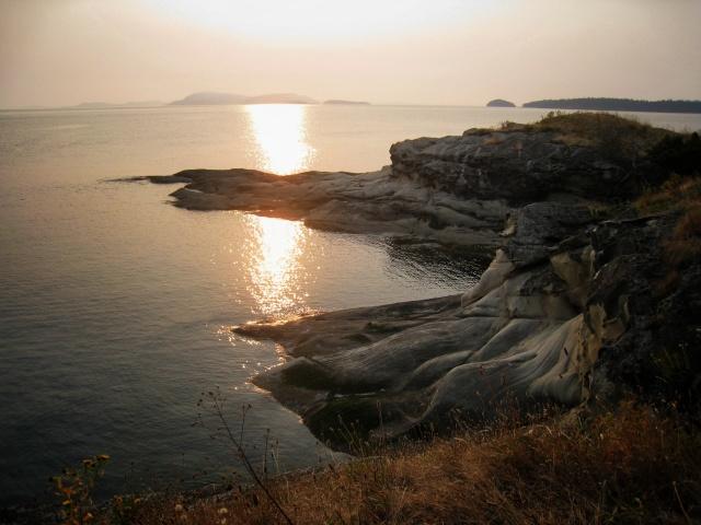 Sucia Island Sunset