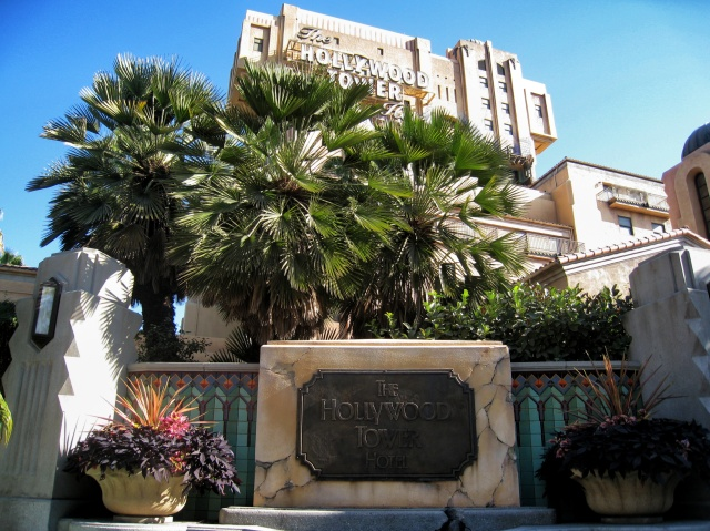 The Sign Says Tower of Terror