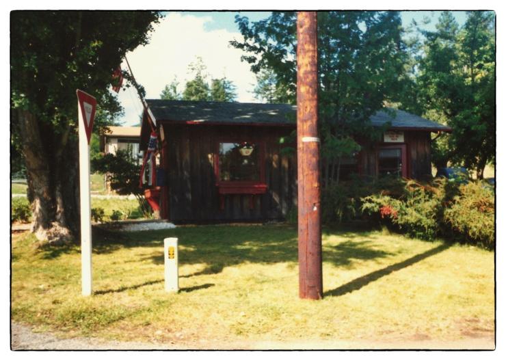 The Olga Post Office 1989