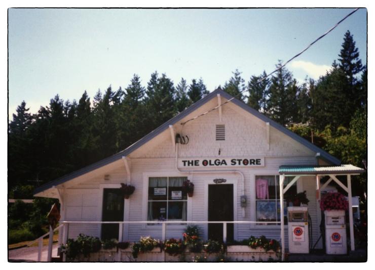 The Olga Store 1989