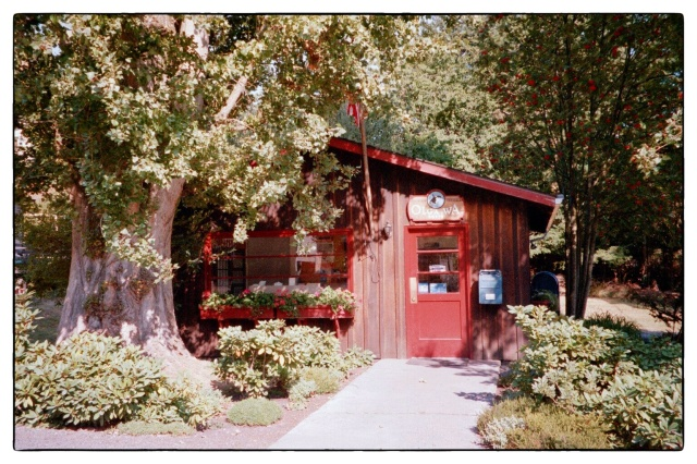 The Olga Post Office 2002
