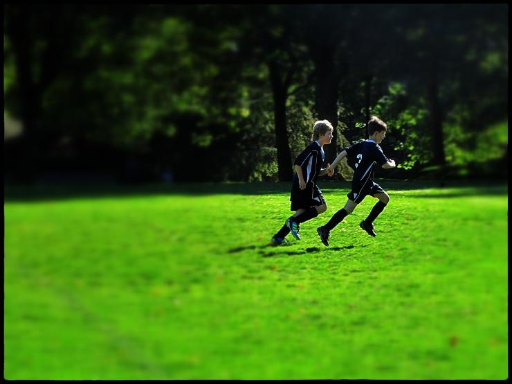 Ryan in Motion