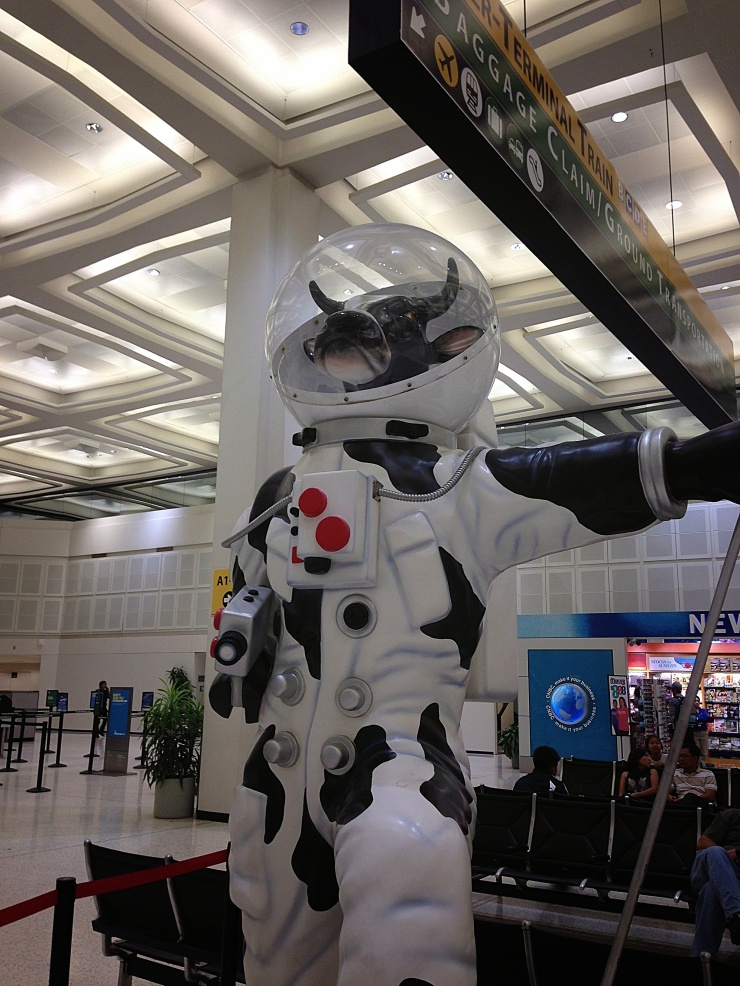 Space Cow 3