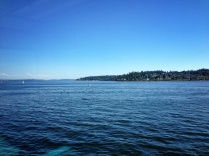 Looking ahead to Seattle and Edmonds.