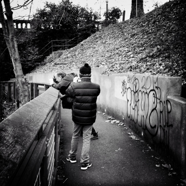 Sunday Stills Graffiti