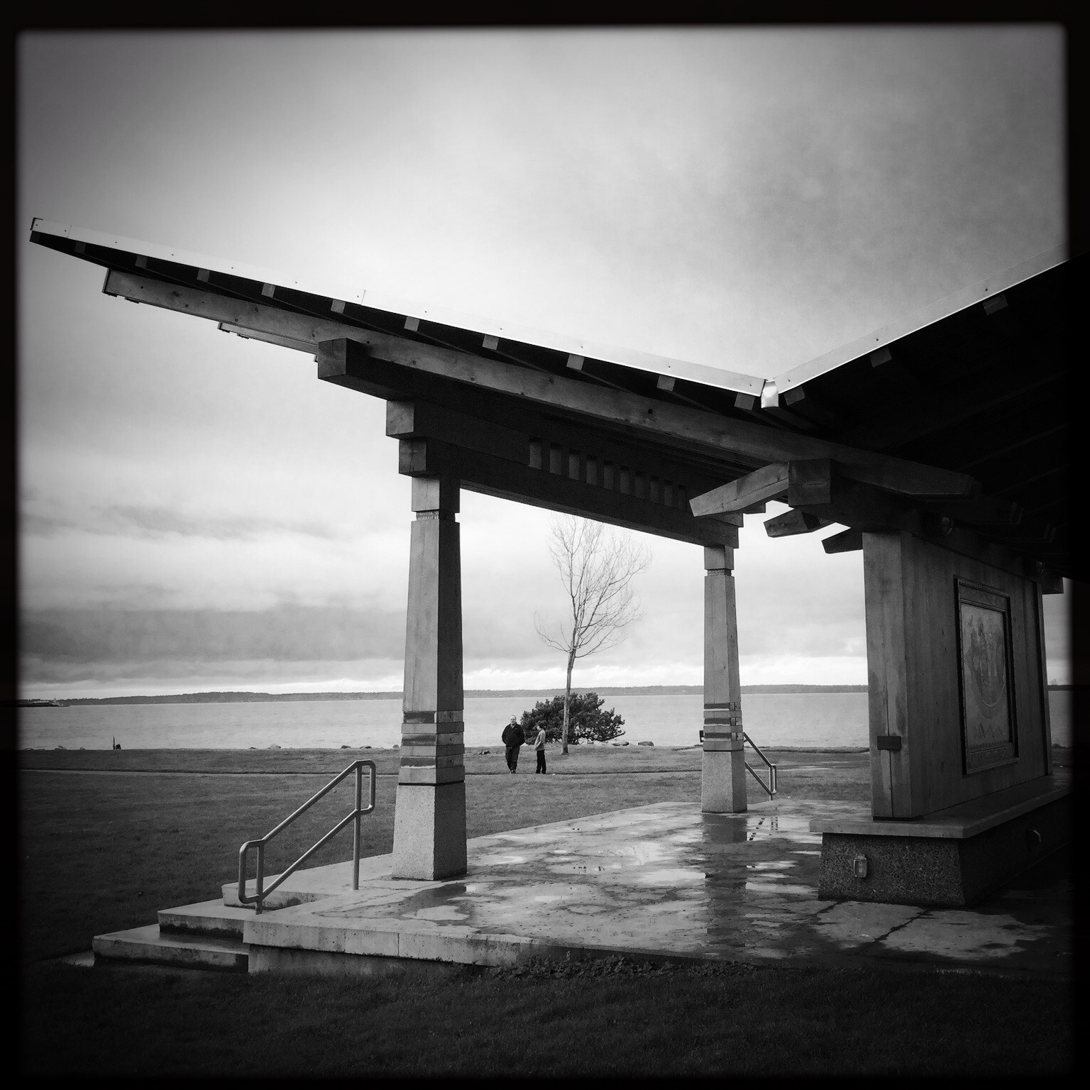 Weekly Photo Challenge: Converge – Northwest Frame of Mind