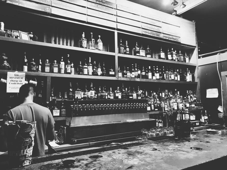 PNW Bar life in Bellingham, WA
