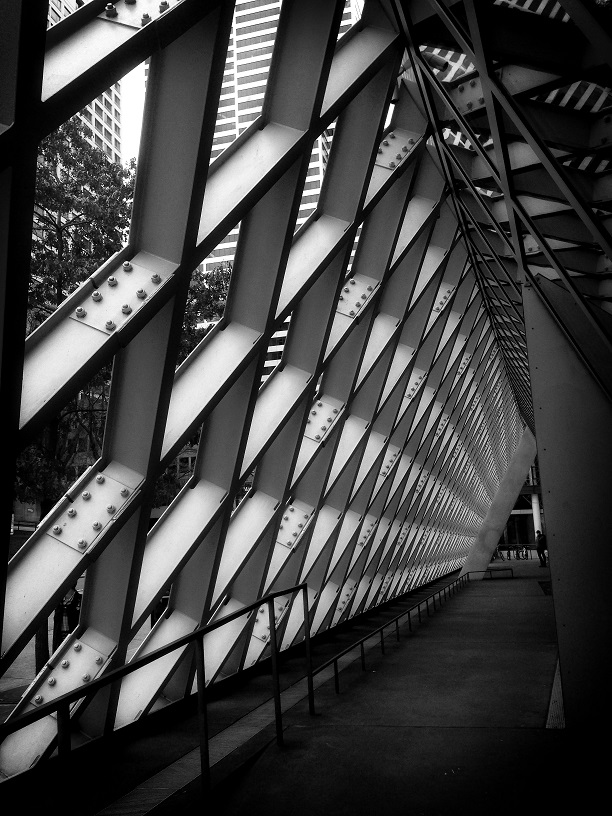 Seattle Architecture in Black & White