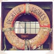 Decatur Shores Life Ring