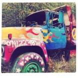 Street Art Truck